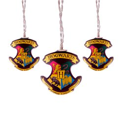 Hogwarts Harry Potter 2D-Lichterkette 2,5m