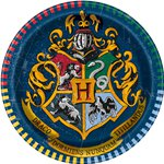 Harry Potter - Pappteller 17cm