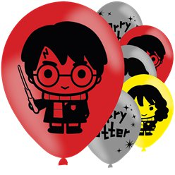 Harry Potter Comic - Luftballons aus Latex 28cm