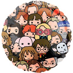 Harry Potter Comic - Folienballon 46cm