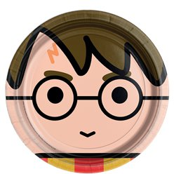 Harry Potter Comic - Pappteller 23cm