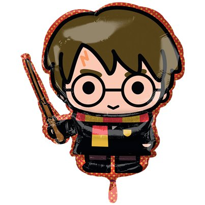 Harry Potter Comic - Folienballon Figur