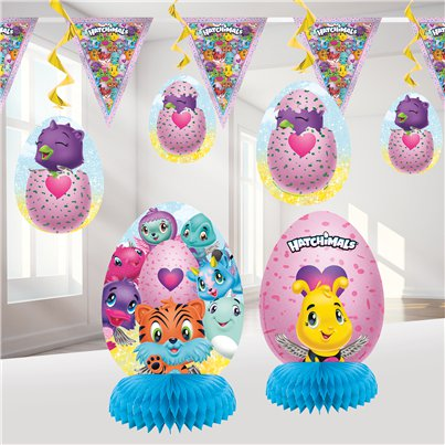 Hatchimals - Deko-Set