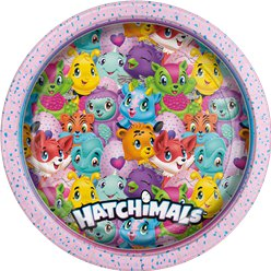 Hatchimals - Pappteller 23cm