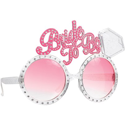 """Bride to Be"" Witzige Sonnenbrille"