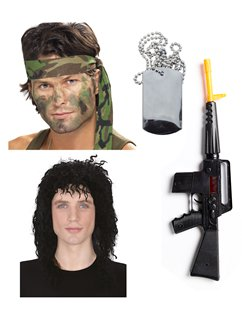 Rambo Accessoires-Set