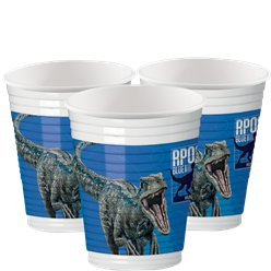 Jurassic World - Plastikbecher 200ml