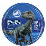 Jurassic World - Pappteller 23cm
