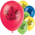 Justice League - Luftballons aus Latex 30cm