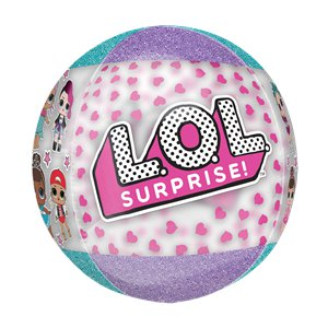 L.O.L. Surprise - Orbz Folienballon 41cm