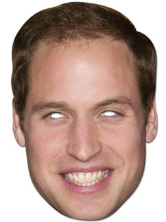 'Prince William' Maske