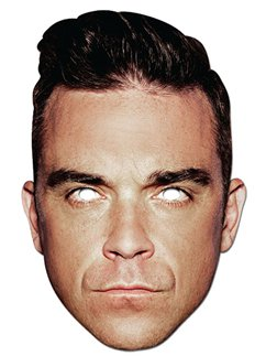 Robbie Williams Maske