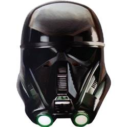 Todeskreuzer Death Trooper Maske