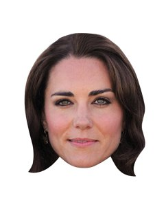 Kate Middleton Maske