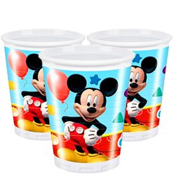 Micky Maus Becher – 200ml Party Plastikbecher