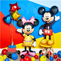 Mickey Maus Ballon-Set