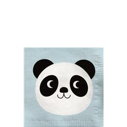 Miko The Panda - Papierservietten 25cm