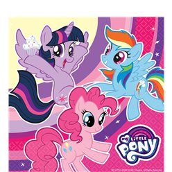 My Little Pony - Papierservietten