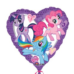 My Little Pony Folie-Ballon 46cm