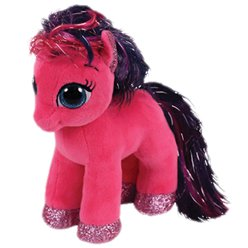 TY Ruby My Little Pony Beanie Boo Stofftier