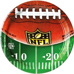 NFL American Football - Pappteller 26cm