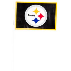 NFL American Football Pittsburgh Steelers - Plastikfahnen