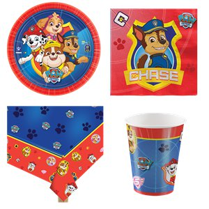 Paw Patrol - Party-Set - Für 8 Personen