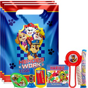 paw patrol mitgebsel set. Black Bedroom Furniture Sets. Home Design Ideas