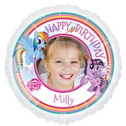 My Little Pony - Personalisierter Folienballon 57cm