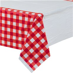 Picknick Party - Plastiktischdecke 1,37m x 2,6m