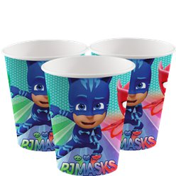 PJ Masks - Pappbecher 180ml