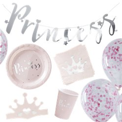 Die perfekte Prinzessin - Party-Box