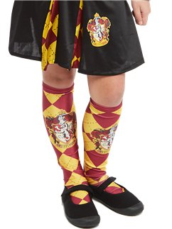 Harry Potter Gryffindor Kniestrümpfe - Kinder