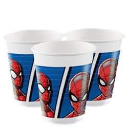Spiderman - Plastikbecher 200ml