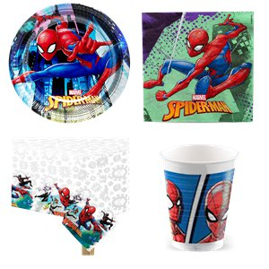 Spiderman - Party-Set