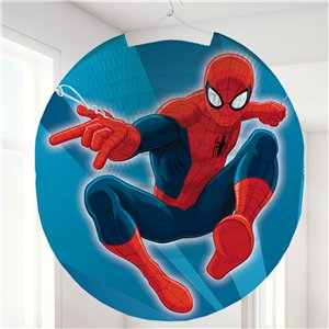 Spider-Man - Runder Papierlampion