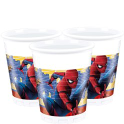 Spider-Man Homecoming - Plastikbecher 200ml