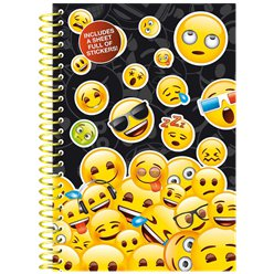 Emoji - Softcover Notizbuch A5
