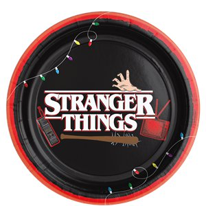 Stranger Things - Pappteller 23cm