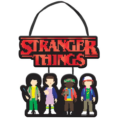 Stranger Things - Mini-Hängeschild 17cm