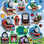 Thomas die kleine Lokomotive - Sticker