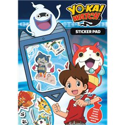 Yo-Kai Watch - Sticker-Block