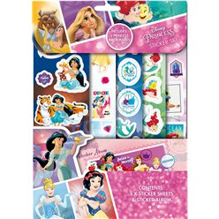 Disney Prinzessinnen Sticker-Set