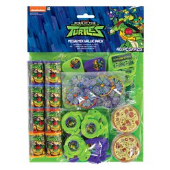 TNMT Ninja Turtles - Mitgebsel-Set