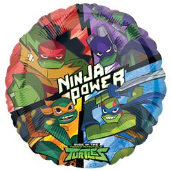 TMNT Ninja Turtles - Folienballon 46cm