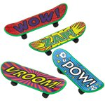 Mini Finger-Skateboards