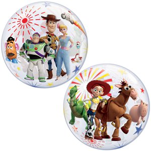 Toy Story 4 - Bubble Ballon 56cm