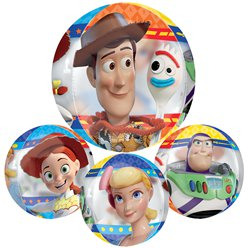 Toy Story 4 - Orbz Folienballon 41cm