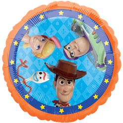 Toy Story 4 - Orbz Folienballon 46cm