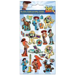 Toy Story 4 - Folierte Sticker Set